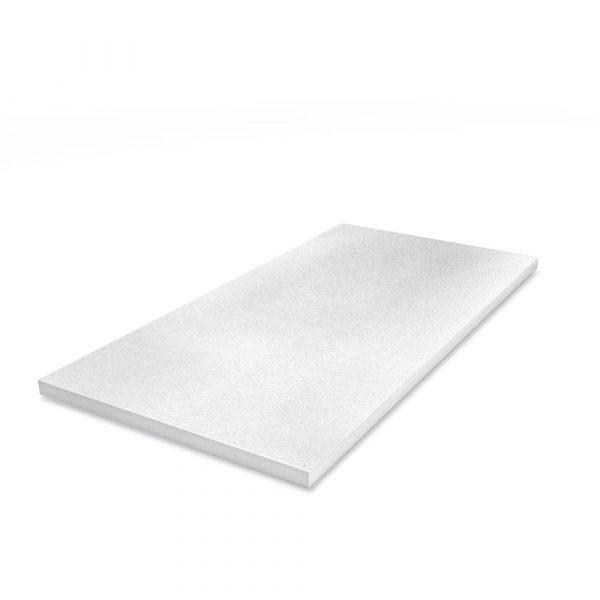 Weiße Klimaplatte mit einer Stärke von 25mm