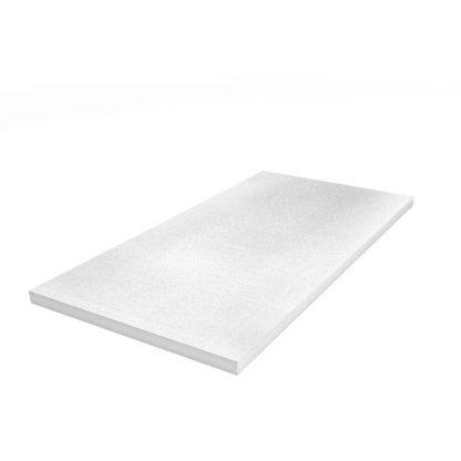 Weiße Klimaplatte mit einer Stärke von 30mm