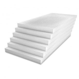 Weiße 50mm Klimaplatten im günstigen 3er Mehrpack