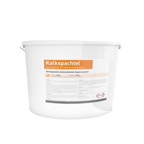 Klimaplatten Kalkspachtel Glätte Eimer á 15kg