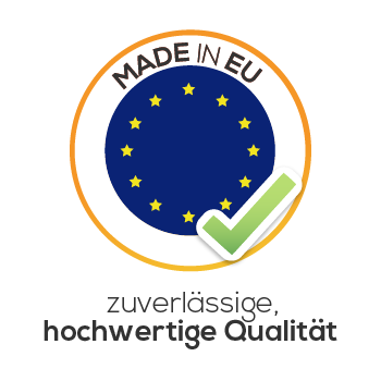 Made in EU - Hergestellt in der EU Icon