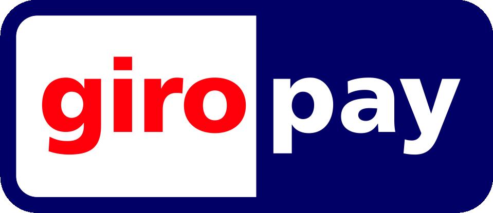 Zahlungsart: giropay Logo