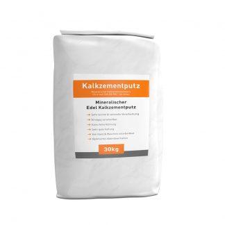 Kalkzementputz für innen (mineralisch) 30 kg Sack